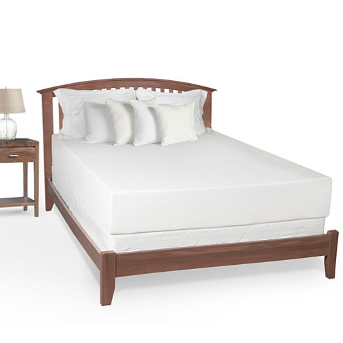 "Snuggle Home 11"" Medium Tight-Top Memory Foam Mattress"