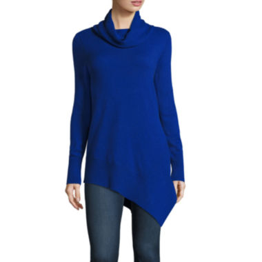 jcpenney.com | Stylus Long Sleeve Turtleneck Pullover Sweater