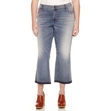 jcpenney.com | a.n.a Cropped Pants-Plus