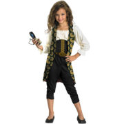Pirates of the Caribbean 4 On Stranger Tides Girls Costume