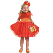 Sesame Street® Frilly Elmo Toddler/Child Costume