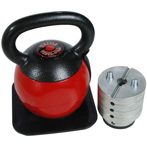 Stamina® 36 lb. Adjustable Kettlebell
