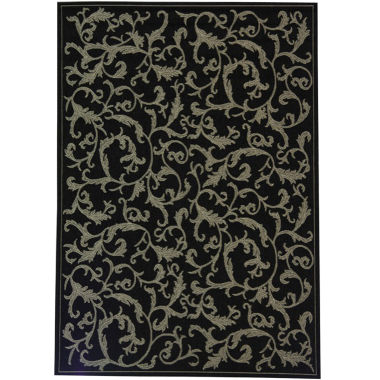 jcpenney.com | Courtyard Scrolls Indoor/Outdoor Rectangular Rugs