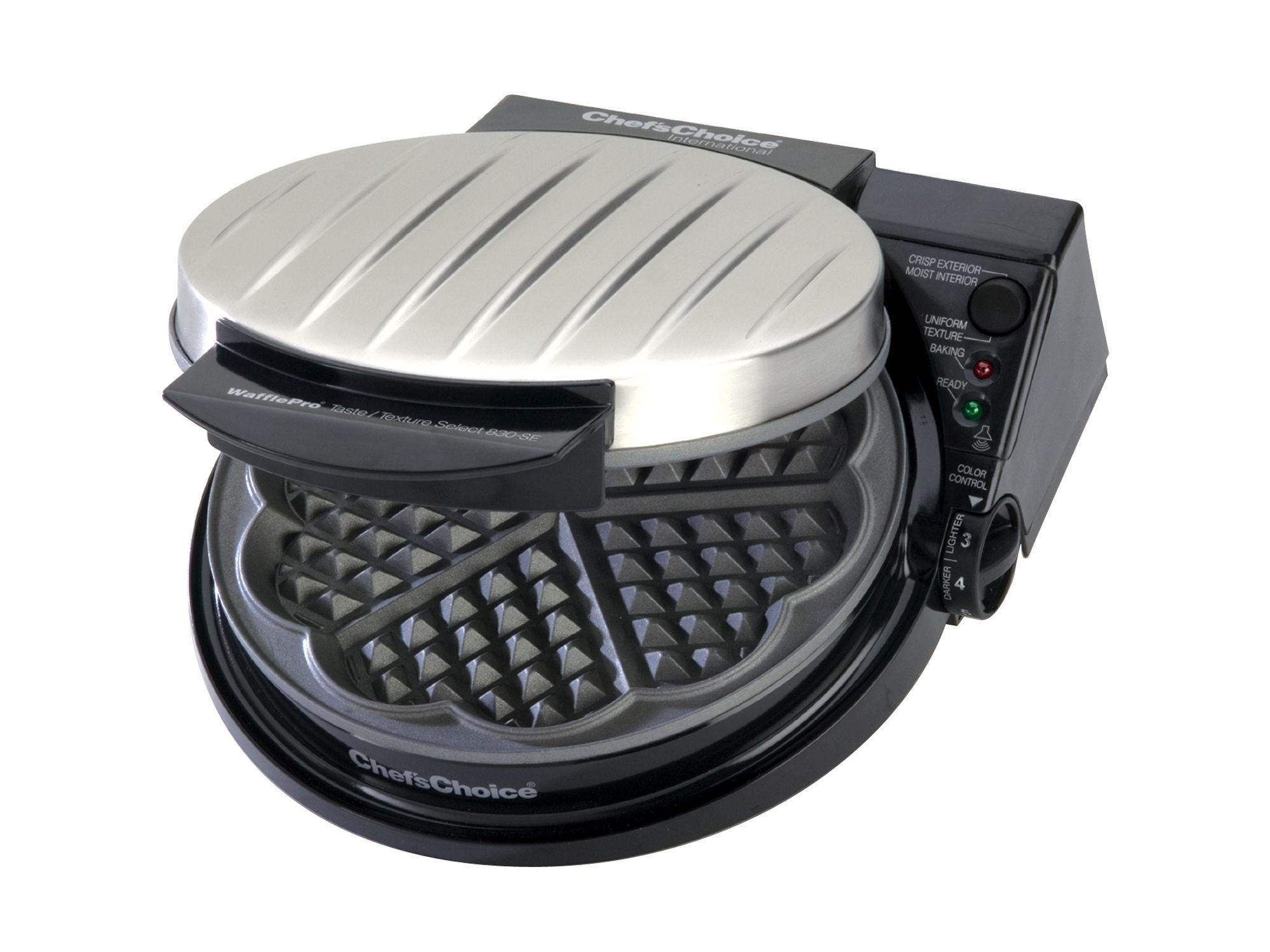 Chef's Choice Heart Waffle Maker 830-SE