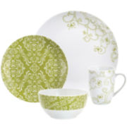 Rachael Ray® Curly-Q 4-pc. Place Setting
