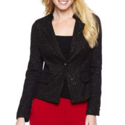 Worthington® Bouclé Jacket