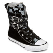 Converse® Chuck Taylor All-Star Glendale Girls Boots - Little Kids/Big Kids