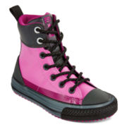 Converse® Chuck Taylor All-Star Asphalt Girls Boots - Little Kids