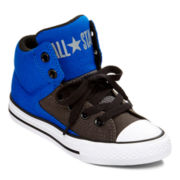 Converse® Chuck Taylor All-Star High Street Boys Sneakers - Little Kids