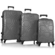 Heys® Eco Orbis™ 3-pc. Hardside Spinner Luggage Set