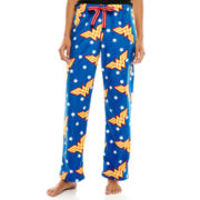Wonder Woman Plush Sleep Pants