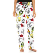 Looney Tunes Plush Sleep Pants