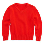 Arizona V-Neck Sweaters - Toddler Boys 2t-5t