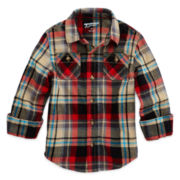 Arizona Flannel Shirt - Toddler Boys 2t-5t