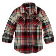 Arizona Flannel Shirt - Toddler Boys 2t-5t