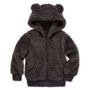 Arizona Bear Hoodie - Toddler Boys 2t-5t