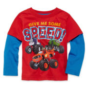Blaze Graphic Tee - Toddler Boys 2t-5t