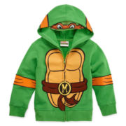 Teenage Mutant Ninja Turtles Hoodie - Toddler Boys 2t-5t