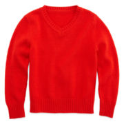 Arizona V-Neck Sweaters - Preschool Boys 4-7