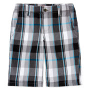 Arizona Poplin Shorts - Boys 8-20, Husky and Slim
