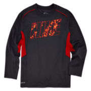 Nike® GFX Legacy Long-Sleeve Top - Boys 8-20