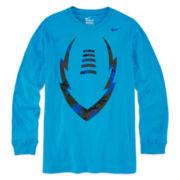 Nike® Long-Sleeve Graphic Tee - Boys 8-20