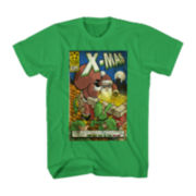 Xmas Cover Short-Sleeve Graphic Tee
