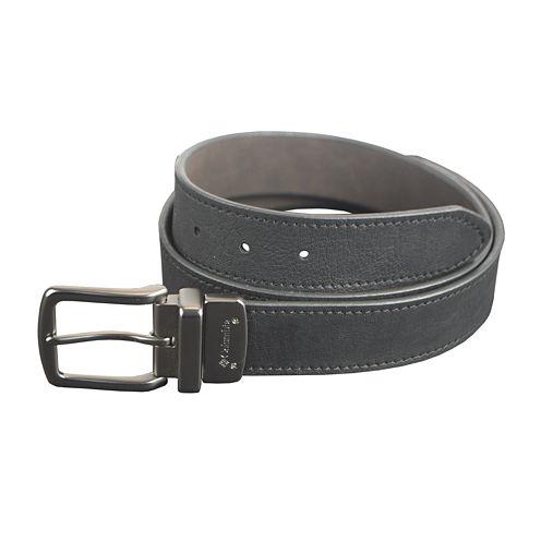 Columbia® Beveled-Edge Reversible Belt