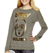 Star Wars® Long-Sleeve Tunic Sweatshirt