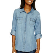 Arizona Long-Sleeve Denim Shirt