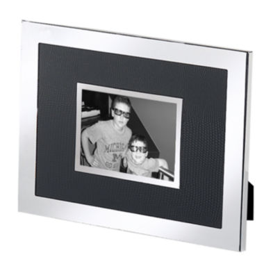 "jcpenney.com | Natico Black and Silver-Tone 2x3"" Picture Frame"