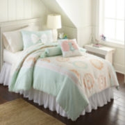Frank and Lulu Holland Park Comforter Set & Accessories