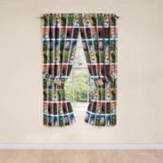Star Wars™ 2-Pack Rod-Pocket/Back-Tab Curtain Panels