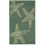 Bacova Star Fish Rectangular Rug