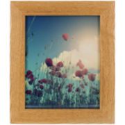 "Natural Wood 8x10"" Picture Frame"