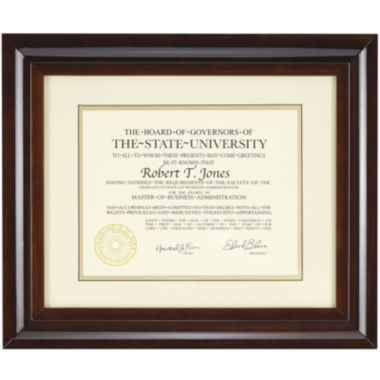 jcpenney.com | Hampton Document and Certificate Frame