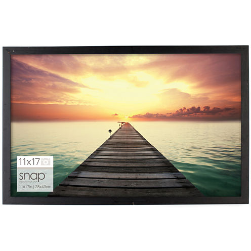 Snap Wood Picture Frame