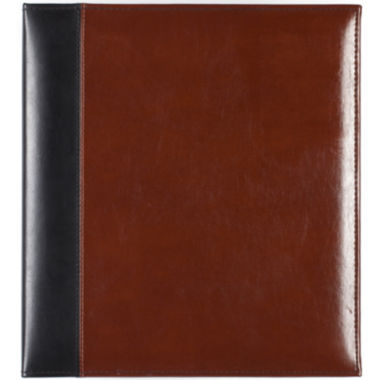 jcpenney.com | 2-Tone Leather Magnetic Photo Album