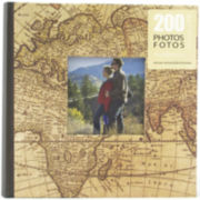 Book-Bound Travel Photo Album