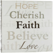 Cherish Words Photo Album