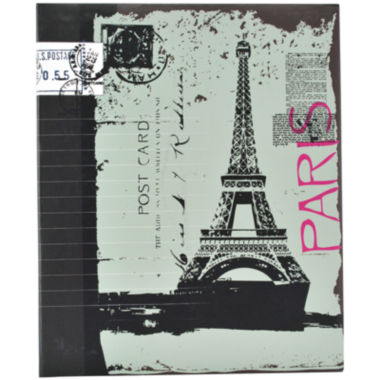 jcpenney.com | Ring-Bound Eiffel Tower Photo Album