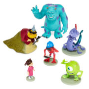Disney Collection Monsters, Inc. Figurine Play Set