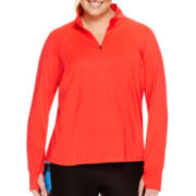 Xersion™ Half-Zip Pullover - Plus