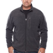The Foundry Supply Co.™ Plush Fleece Jacket - Big & Tall