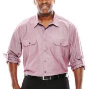 The Foundry Supply Co.™ Modern Roll-Tab Shirt - Big & Tall