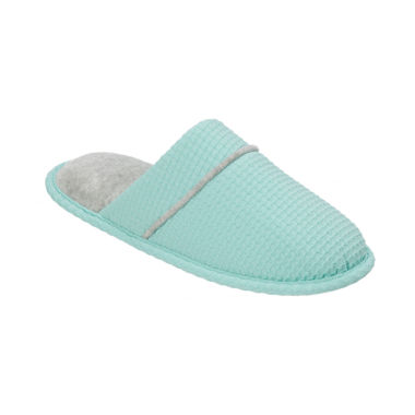 jcpenney.com | Dearfoams Knit Clog Slippers