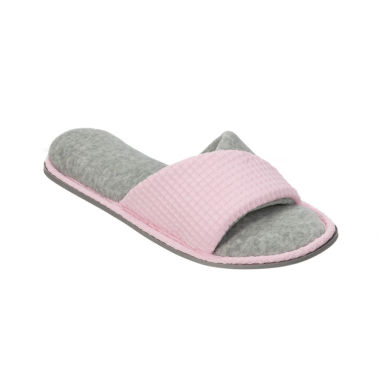 jcpenney.com | Dearfoams Knit Slip-On Slippers