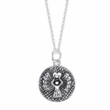 jcpenney.com | Footnotes Womens Brass Pendant Necklace