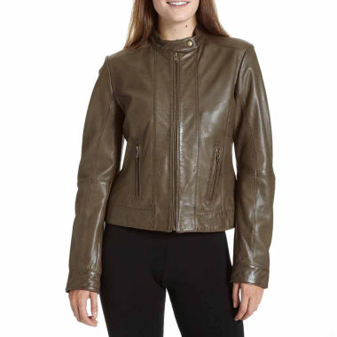 jcpenney.com | Excelled Classic Leather Jacket