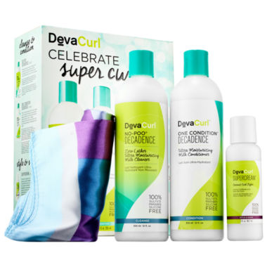jcpenney.com | DevaCurl Celebrate Super Curly Kit